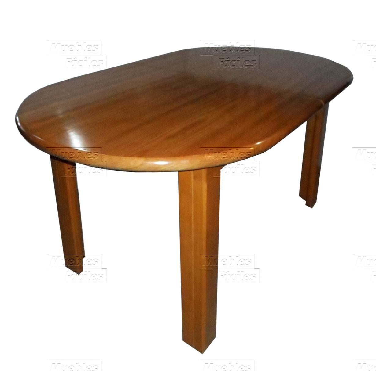 Muebles Fáciles | Productos de Living & Comedor | Mesas de comedor ...