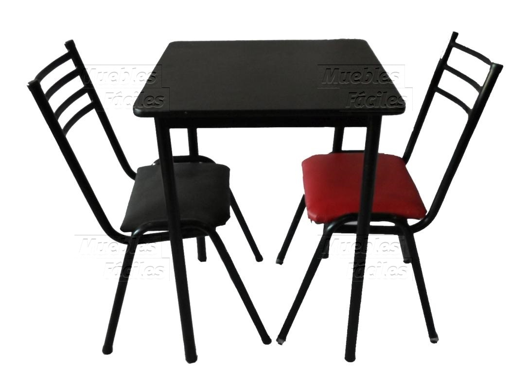 Muebles Fáciles   Productos de Cocina   Mesas   Juego Mesa Bar con 2 ...