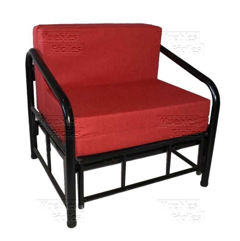 Muebles f ciles for Vendo sillon cama 1 plaza
